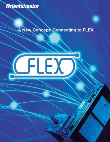 FLEX Network Products - Oriental Motor