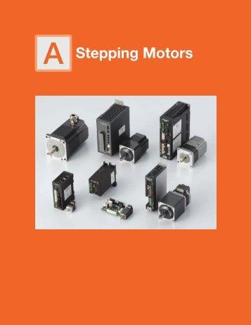 A Stepping Motors - Oriental Motor