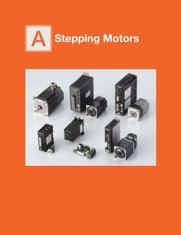 A Stepping Motors - Oriental Motor