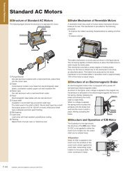 Product Reference - Oriental Motor