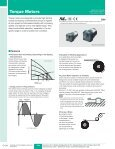 Torque Motors - Oriental Motor - Page 2