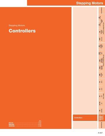 Controllers - Oriental Motor