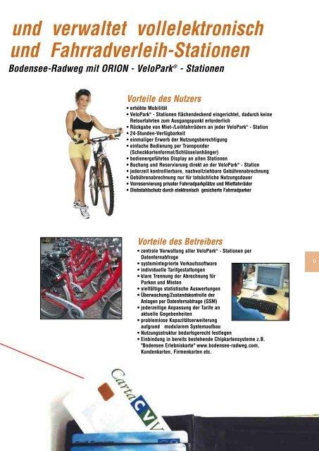 VeloPark - Orion Bausysteme GmbH