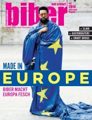 05/14 Made in Europe