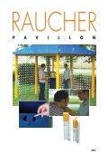 Raucher Pavillon - Orion Bausysteme GmbH - Page 2