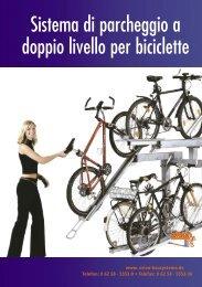 Sistema di parcheggio a doppio livello per biciclette - Orion ...