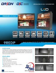 PDF (597KB) - Orion Images Corporation