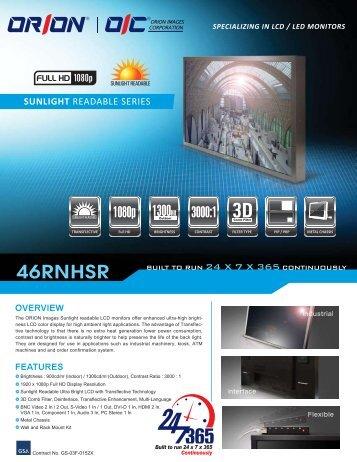 46RNHSR - Orion Images Corporation