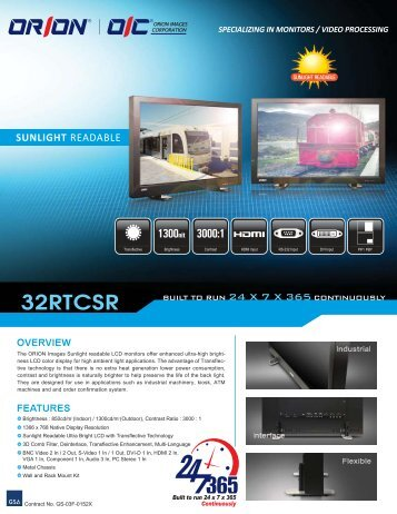 PDF (613KB) - Orion Images Corporation