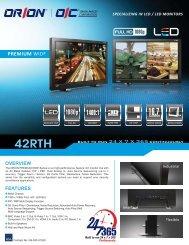 PDF (601KB) - Orion Images Corporation