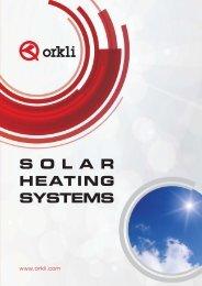 Solar Systems catalogue-ENG - Orkli