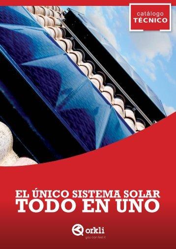 catalogo solar - oksol.indd - Orkli