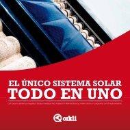 Catálogo sistema solar OKSOL-150-ESP - Orkli