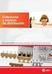 Colectores y equipos de distribución - Orkli