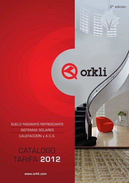 productos de Orkli