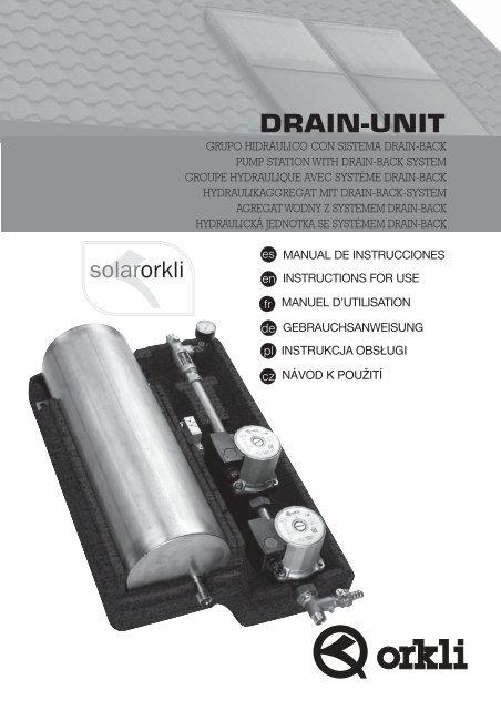 DRAIN-UNIT - Orkli