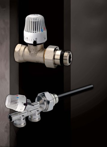 General Catalogue Valves for radiators 2013_ENG - Orkli