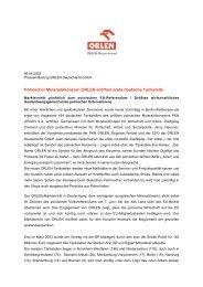 PDF: ORLEN eröffnet erste deutsche Tankstelle - ORLEN Deutschland
