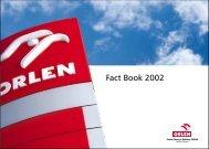 Fact Book 2002 - PKN Orlen