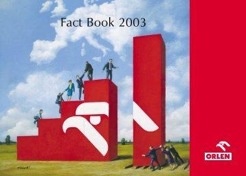 Fact Book 2003 - PKN Orlen