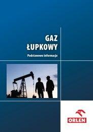 Gaz łupkowy - PKN Orlen