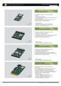 Technosoft Intelligent Servo Drives Catalog - ORLIN Technologies Ltd - Page 5