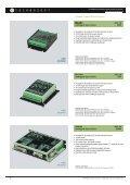 Technosoft Intelligent Servo Drives Catalog - ORLIN Technologies Ltd - Page 7