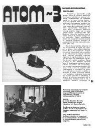 SAM br. 12/1978. Atom-3