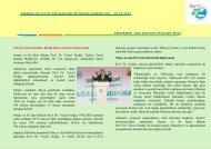 orman ve su işleri bakanlığı'ndan haberler 29.03.2013