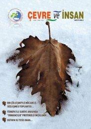 75.Sayı (2008/4) - Orman ve Su İşleri Bakanlığı