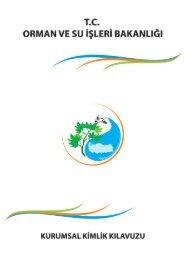 Orman ve Su İşleri Bakanlığı Kurumsal Kimlik Klavuzu