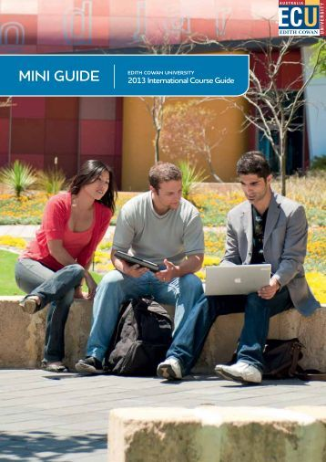 ECU International mini guide - Edith Cowan University