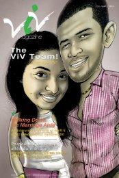 ViV Magazine Volume 3 (Feb - Mar 2014)