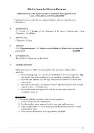 DRAFT MASTERS GAMES Committee Minutes November 2012