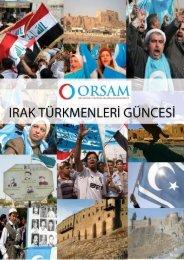 Türkmen Güncesi - Ağustos 2012 - orsam