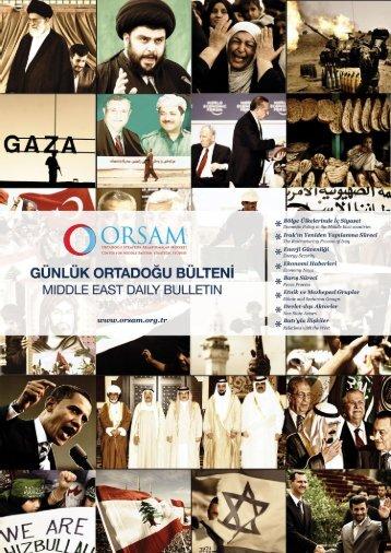 24 August 2010 - orsam