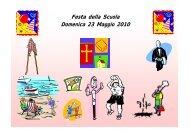 Festa della Scuola Domenica 23 Maggio 2010 - Istituto Orsoline S ...