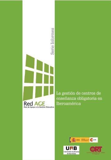 La gestión de centros de enseñanza obligatoria en Iberoamérica