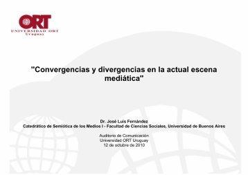 Ver la presentación realizada por el Dr. José Luis Fernández