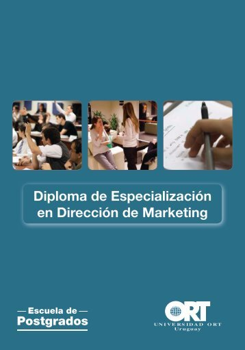Diploma en Dirección de Marketing - Universidad ORT Uruguay