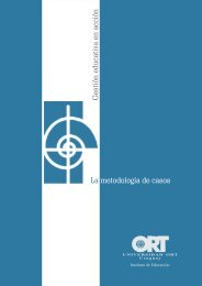 Gestión educativa en acción La metodología de casos - Universidad ...