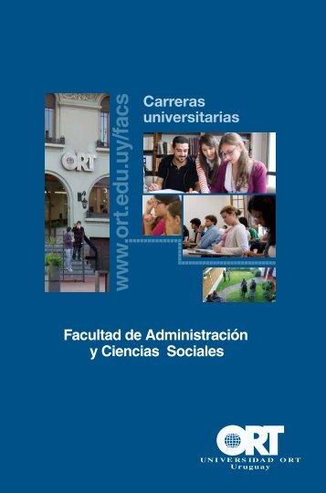 Contador Público - Universidad ORT Uruguay