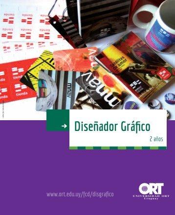 Diseñador Gráfico - Universidad ORT Uruguay