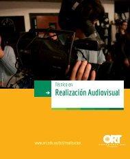 Folleto de la carrera - Universidad ORT Uruguay
