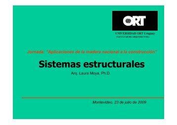 Sistemas estructurales - Universidad ORT Uruguay