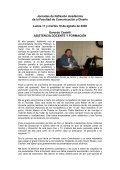 VI Jornadas de Reflexión Académica - Universidad ORT Uruguay - Page 3
