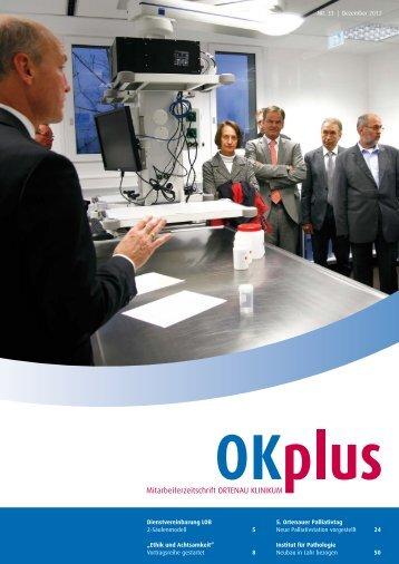 OKplus - Ortenau Klinikum