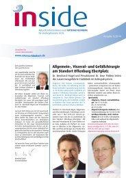 inside Ausgabe 02/2010 - Ortenau Klinikum