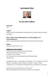 Dr. Jens-Uwe Folkens - Ortenau Klinikum