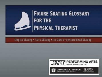 Figure Skating Glossary